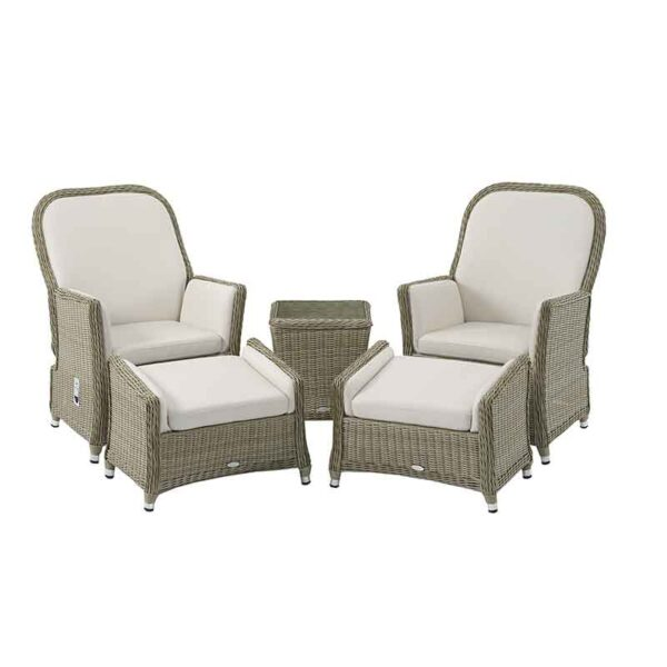 The Bramblecrest Monte Carlo Recliner Set