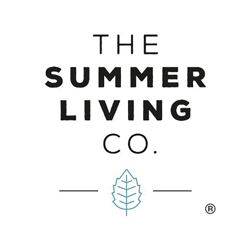 The Summer Living Company Logo 800 x 800