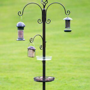 The Tom Chambers Royale Bird Feeding Station