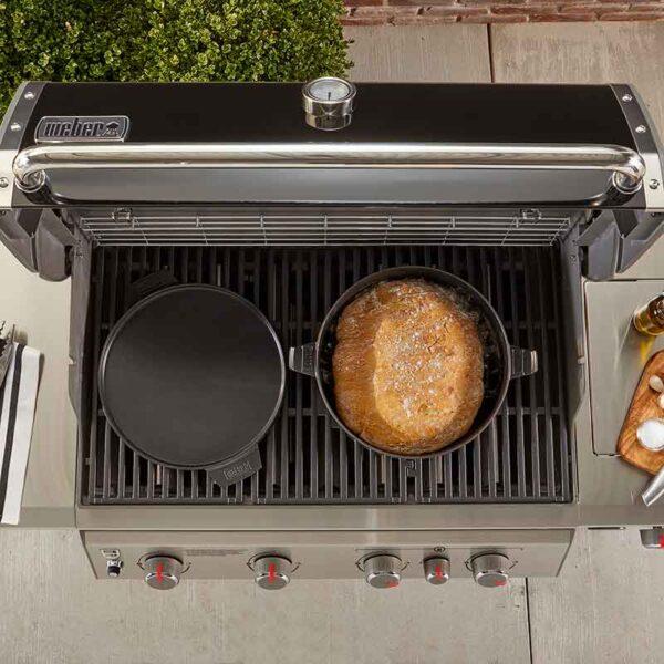 Weber Gourmet BBQ System (GBS) Dutch Oven Duo