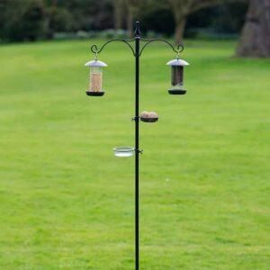 Tom Chambers Everyday Bird Feeding Station