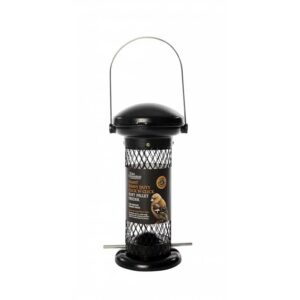 Tom Chambers Giant Heavy Duty Flick 'N' Click Suet Pellet Feeder