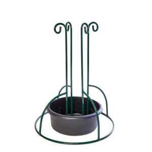 Tom Chambers Large Rapid Christmas Tree Stand Stand in Dark Green