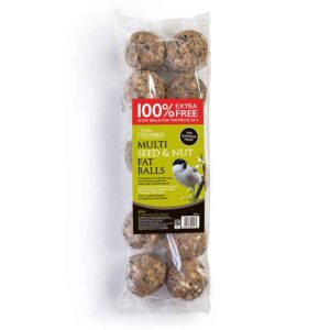 Tom Chambers Multi Seed & Nut Fat Balls (10 Pack)