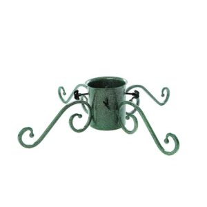 Tom Chambers Noble Christmas Tree Stand in Green (15cm)
