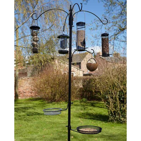 Tom Chambers Nut & Seed Bird Feeding Station