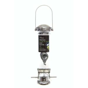 Tom Chambers Prestige Flick 'N' Click 4 Port Seed Feeder