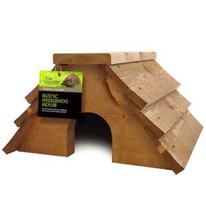Tom Chambers Rustic Hedgehog House