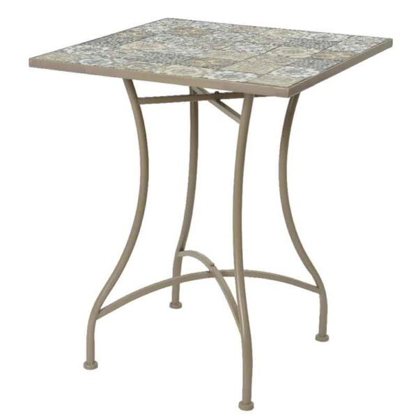 Toulouse Mosaic Bistro Table