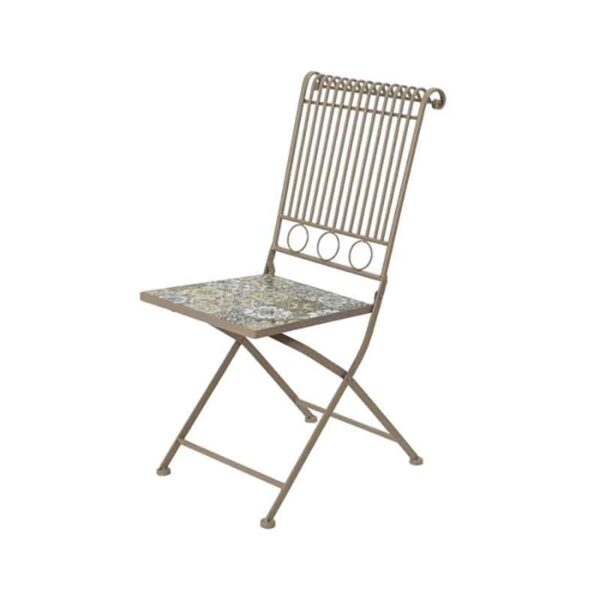 Toulouse Mosaic Chair