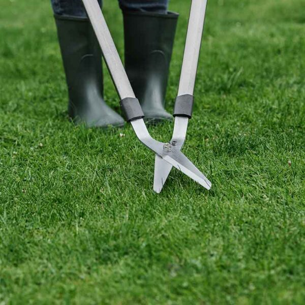 Trim lawn with Kent & Stowe Lawn Shears