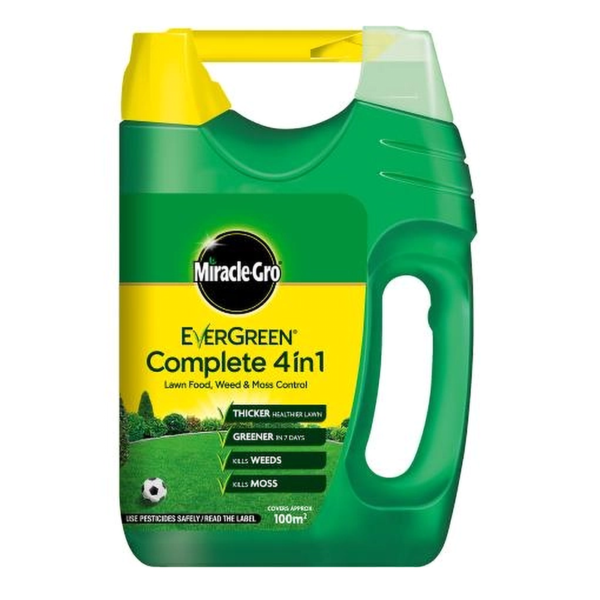 Miracle-Gro® EverGreen® Complete 4 in 1