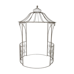 Vienna Mini Iron Outdoor Bower