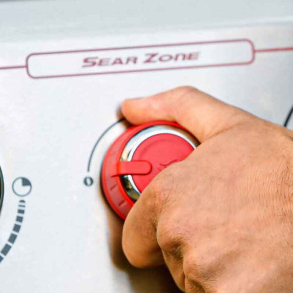 Using the Sear Zone