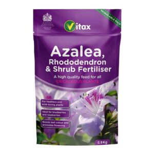 Vitax Azalea, Rhododendron & Shrub Fertiliser (0.9kg)