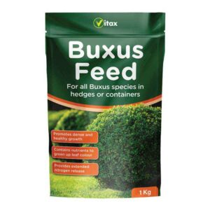 Vitax Buxus Feed Pouch (1kg)