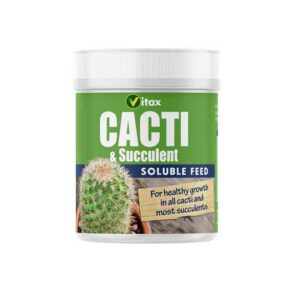 Vitax Cacti & Succulent Soluble Feed Tub (200g)
