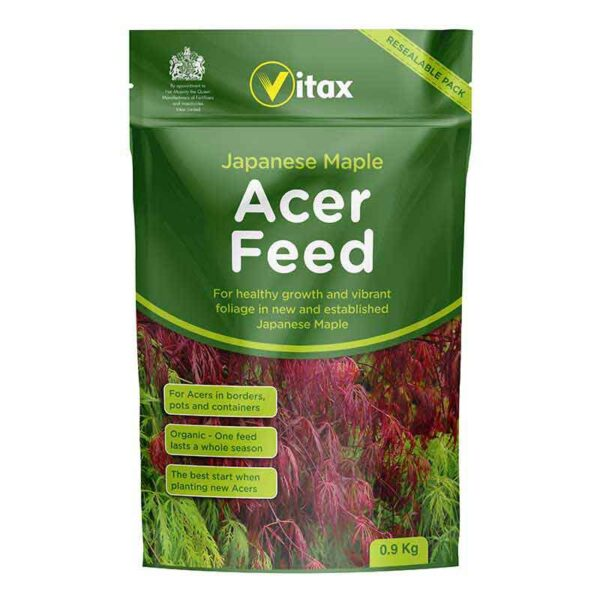 Vitax Japanese Maple Acer Feed (0.9kg)
