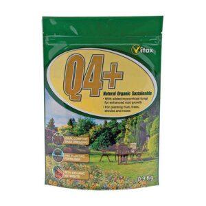 Vitax Q4+ Fertiliser (900g)
