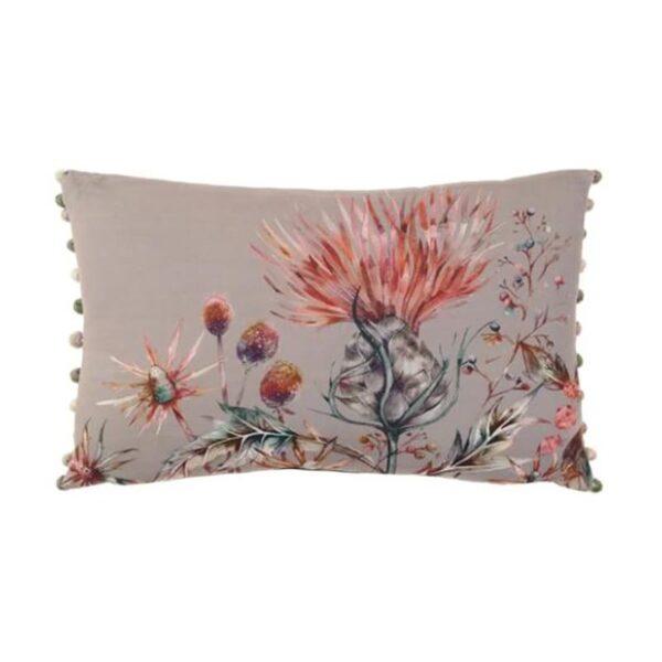 Voyage Maison Elysium Amber Velvet Cushion 65 x 45