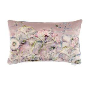 Voyage Maison Langdale Fig Linen Cushion 65 x 45