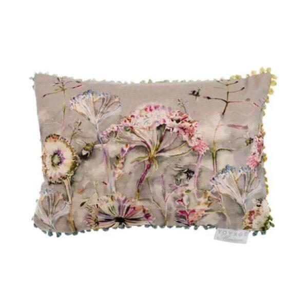 Voyage Maison Langdale Orchid Arthouse Cushion 35 x 25