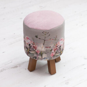 Voyage Maison Monty Footstool Langdale Orchid