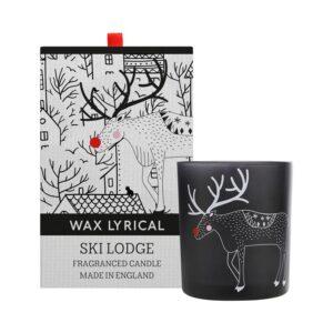 Wax Lyrical Christmas Fragranced Candle - Ski Lodge (1-Wick)
