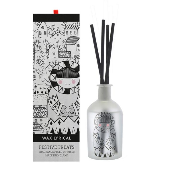 Wax Lyrical Festive Treats Christmas Reed Diffuser (180ml)