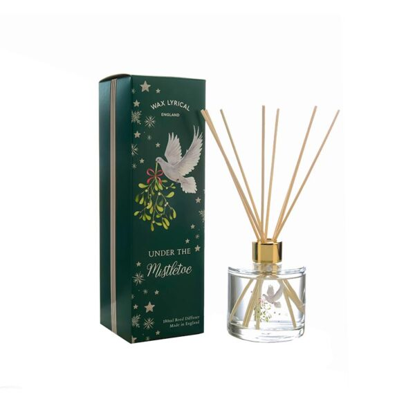 Wax Lyrical Reed Diffuser Under The Mistletoe (180ml)