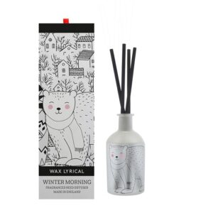 Wax Lyrical Winter Morning Christmas Reed Diffuser (180ml)
