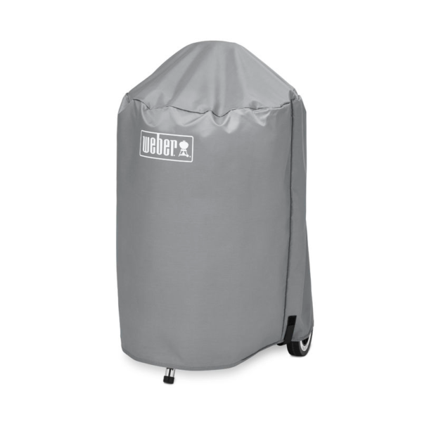 """Weber Cover for 47cm/18"""" Charcoal Barbecues (Grey)"""