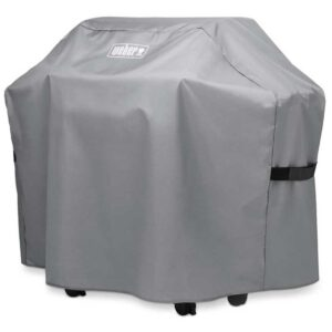Weber Cover for Genesis II 200 Series Gas Barbecues (Grey)
