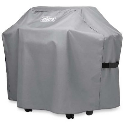 Weber Barbecue Grill Cover for Genesis II 200 Series Gas Barbecues (Grey)