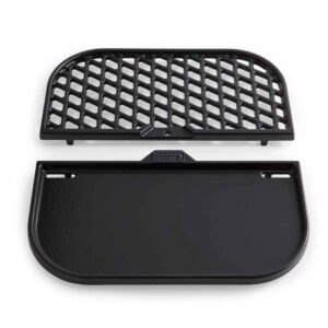 Weber Gourmet BBQ System (GBS) Grill & Griddle Station