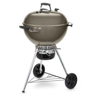 Weber Master-Touch GBS C-5750 Charcoal Grill Barbecue 57cm (Smoke Grey)