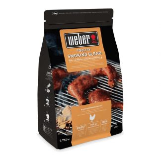 Weber Wood Chips - Poultry Smoking Blend