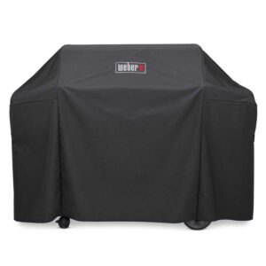 This Weber Premium Barbecue Cover is designed for Genesis II, LX300 Series and 300 Series