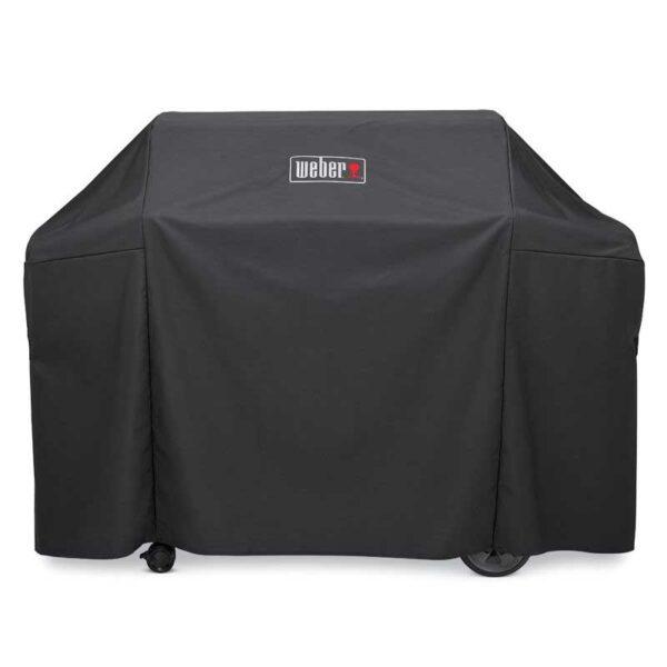 Weber Premium Cover for Genesis II & Genesis II LX 400 Series (Black)