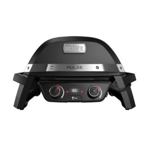 Weber Pulse 2000 Electric Grill Barbecue (Black) #82010074
