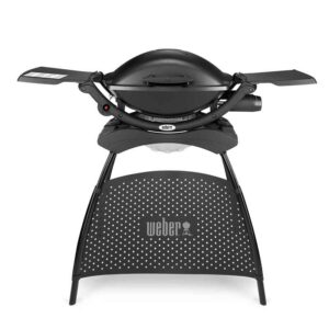 Weber Q 2000 Gas Barbecue with Stand (Black)