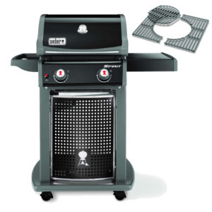 Weber Spirit EO-210 Gas Grill Barbecue (Black) #46014074