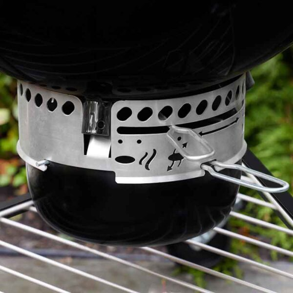 Weber Summit Kamado E6 Ash Catcher