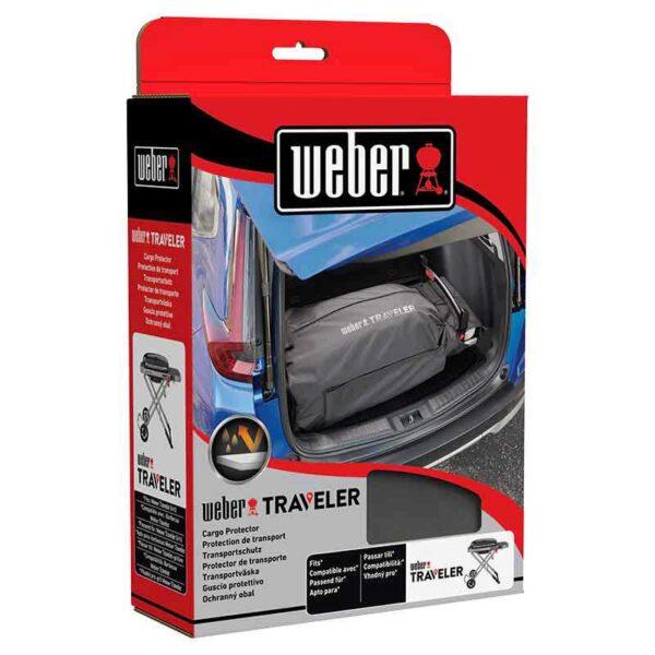Weber Traveler Barbecue Cargo Protector