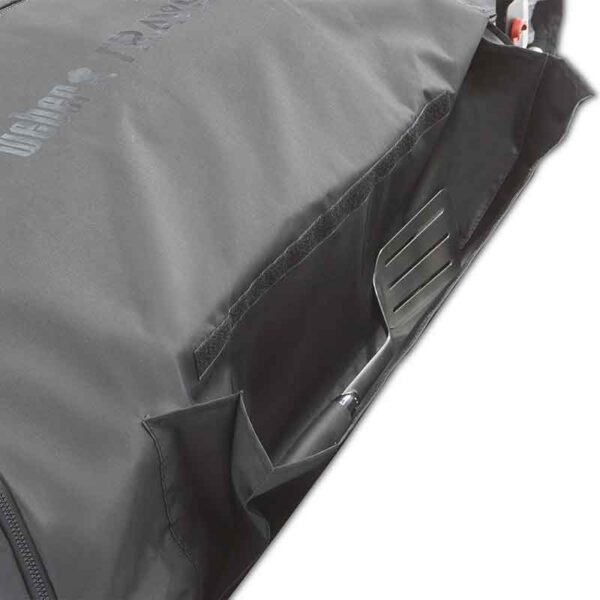 Weber Traveler Barbecue Cargo Protector with tool holder