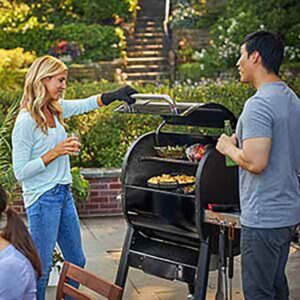 Weber Wood Pellet Barbecues