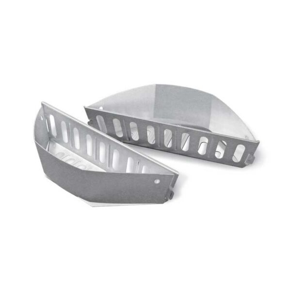 Weber Barbecue Char-Baskets for 57cm & 67cm Charcoal BBQs (2 pcs)