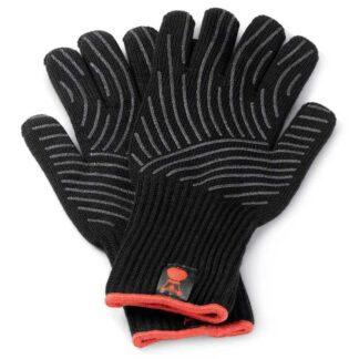 Weber Barbecue Premium Gloves - Black (Small - Medium) #6669