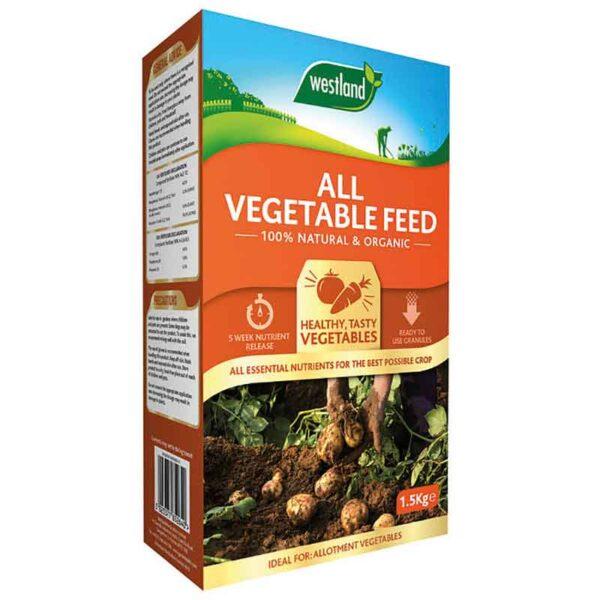 Westland All Vegetable Feed 1.5kg