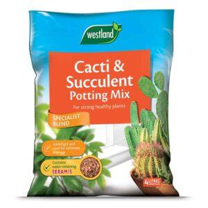 Westland Cacti & Succulent Potting Mix (4 litres)